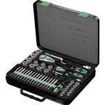 Ratchet Wrench Wera 8100 SA/SC 2 05160785001 Set 43-parts