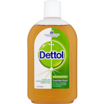 Cleaning Agents Dettol Liquid Antiseptic Disinfectant 500ml