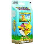 Pokémon Let's Play Pikachu/Eevee Theme Deck