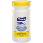 Hand Sanitiser - Wipes Purell Surface Sanitising Wipes 200-pack