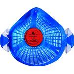 Blue - Face Masks Deltaplus M1300SM Spider Mask FFP3 5-pack