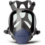 Grey - Face Masks Moldex Full Face Mask 900301