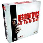 Strategy Games Steamforged Resident Evil 2: The Board Game