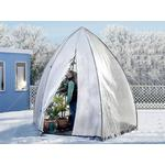 Mini Greenhouses Dancover Overvintrings Tropical Island L 5.8m² Stainless steel Plastic