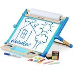 Toy Boards & Screens - Plasti Melissa & Doug Deluxe Double Sided Tabletop Easel
