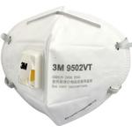 N95 - Face Masks 3M 9502VT Face Mask FFP2 KN95 25-pack