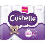 Toilet & Household Paper Toilet Roll 12-pack