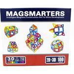 Construction Kit - Metal Sero Magsmart's Starter Kit 30pcs