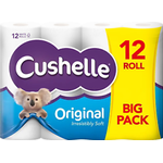Original 2-Ply Toilet Paper 12-pack