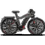 E-Mountainbikes Haibike Sduro Trekking S 8.0 2020 Male