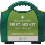 First Aid 2Work BSI First Aid Kit Small