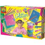 Creativity Sets - Fabric SES Creative Mega Glitter Handicraft Set 14109
