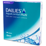 Alcon DAILIES AquaComfort Plus Multifocal 90-pack