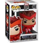Marvel - Figurines Funko Pop! Heroes Marvel Comics Scarlet Witch