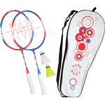 Badminton Set & Net Carlton London 2 Player Badminton Set Jr
