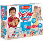 Doctor Toys - Fabric Melissa & Doug Veterinary kit