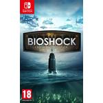 First-Person Shooter (FPS) Nintendo Switch Games BioShock: The Collection