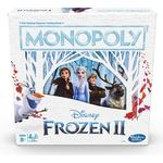 Childrens Board Games - Finance Hasbro Monopoly Game Disney Frozen 2 Edition