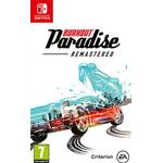 1-8 Nintendo Switch Games Burnout Paradise: Remastered