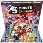 Childrens Board Games - Fantasy 5-Minute Dungeon
