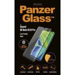 PanzerGlass Case Friendly Screen Protector for Xiaomi Mi Note 10/10 Pro