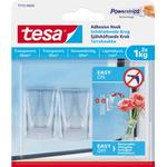 Picture Hooks TESA 77735 Adhesive 1kg 2-pack Picture hook