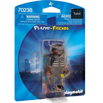 Police - Figurines Playmobil Playmo Friends Tactical Unit Officer 70238