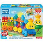Blocks - Plasti Mega Bloks Mega Bloks ABC Musical Train