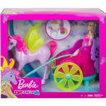 Animals - Doll Pets & Animals Barbie Dreamtopia Princess with Fantasy Horse and Chariot