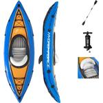 Kayaking Bestway Hydro Force Cove Champion