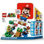 Sound - Building Games Lego Super Mario Adventures with Mario Starter Course 71360