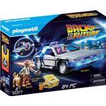 Playmobil Back to the Future DeLorean 70317
