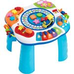 Activity Tables Winfun Letter Train & Piano Activity Table