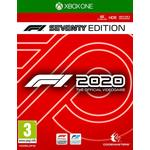 3+ Xbox One Games F1 2020 - Seventy Edition