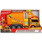 Lights - Garbage Truck Dickie Toys Garbage Collector