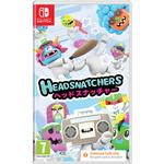 Comedy Nintendo Switch Games Headsnatchers