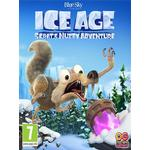 Prehistoric PC Games Ice Age: Scrat's Nutty Adventure