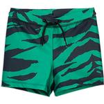Polyamid - Swim Shorts Children's Clothing Mini Rodini Tiger Swim Shorts - Green (2028011075)