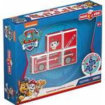 Blocks - Metal Geomag Paw Patrol Marshal's Fire Truck