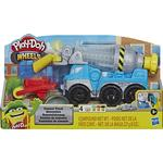 Construction Site - Play Set Hasbro Play Doh Wheels Cement Truck