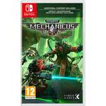 Turn-Based Tactics (TBT) Nintendo Switch Games Warhammer 40,000: Mechanicus