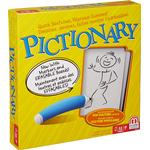 Party Games - Draw & Paint Mattel Pictionary