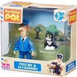 Cheap Figurines Character Postman Pat Figure & Accessory Pat & Jess