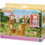 Animals - Dollhouse Accessories Sylvanian Families Baby Ropeway Park