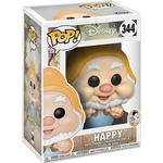 Plasti - Figurines Funko Pop! Disney Snow White Happy