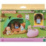 Animals - Dollhouse Accessories Sylvanian Families Baby Hedgehog Hideout