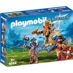 Figurines Playmobil Dwarf King with Guards 9344