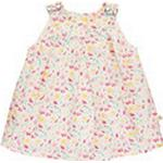 Everyday Dresses - Sleeveless Children's Clothing Minymo Dress - White (111268-1000)