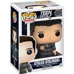 Toy Figures Funko Pop! TV Teen Wolf Stiles Stilinski