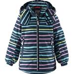 Elastic Cuffs - Spring/Fall Jacket Children's Clothing Reima Kid's Spring Jacket Fasarby - Navy (521624-6986)